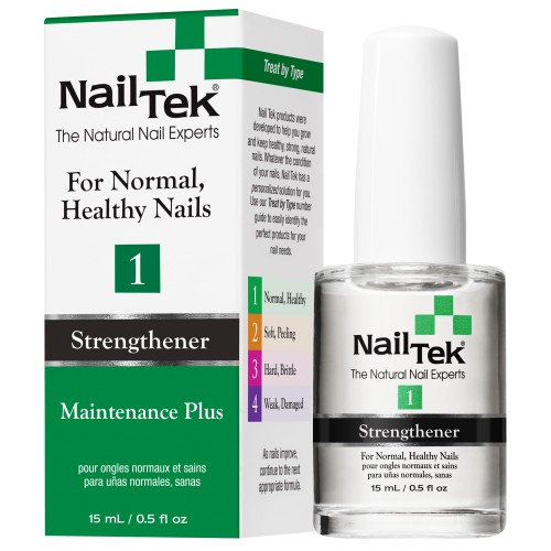 Nail Tek: Glossy Treatments