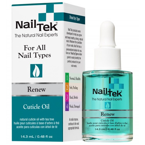 Nail Tek: Renew Cuticle Oil