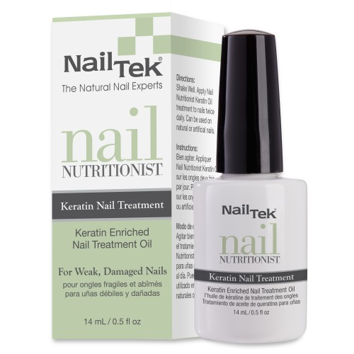 Nail Nutritionist Keratin Oil